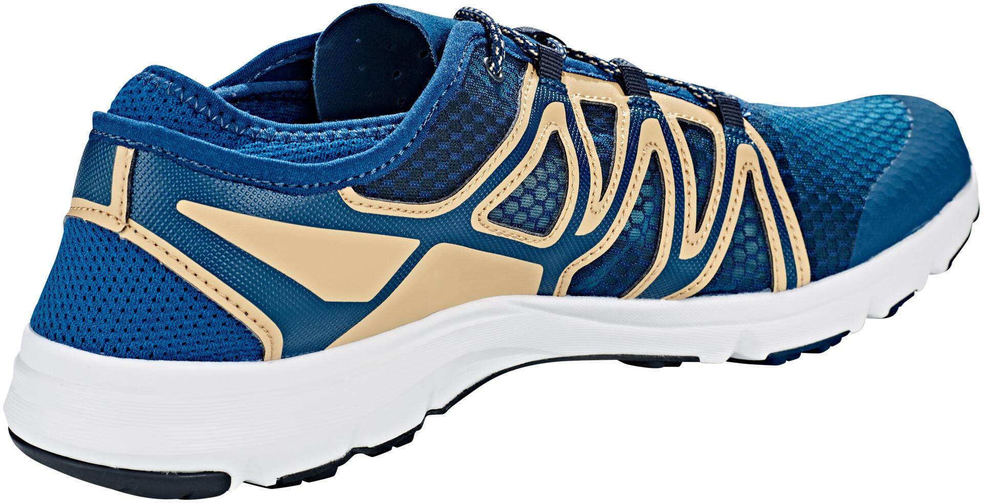 Salomon Crossamphibian Swift 2 Shoes Herren poseidontaos taupeebony